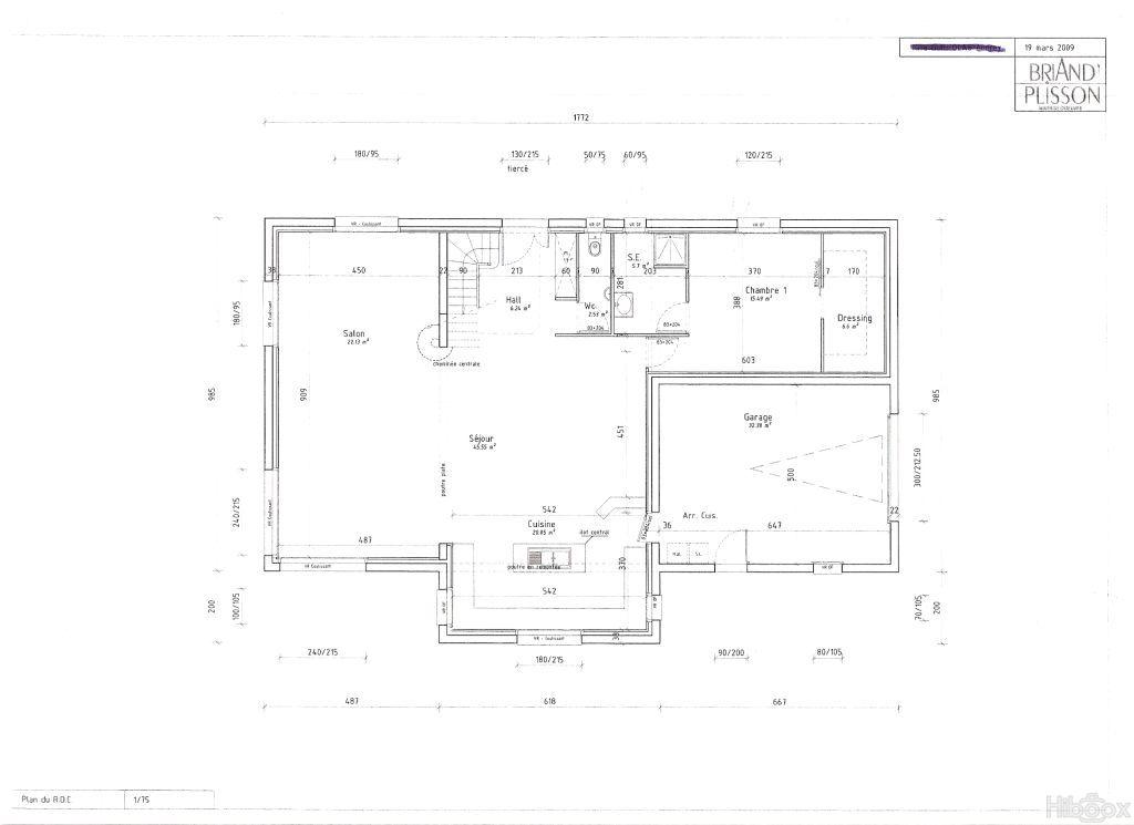 Plan Maison Contemporaine En Autoconstruction 12 Messages