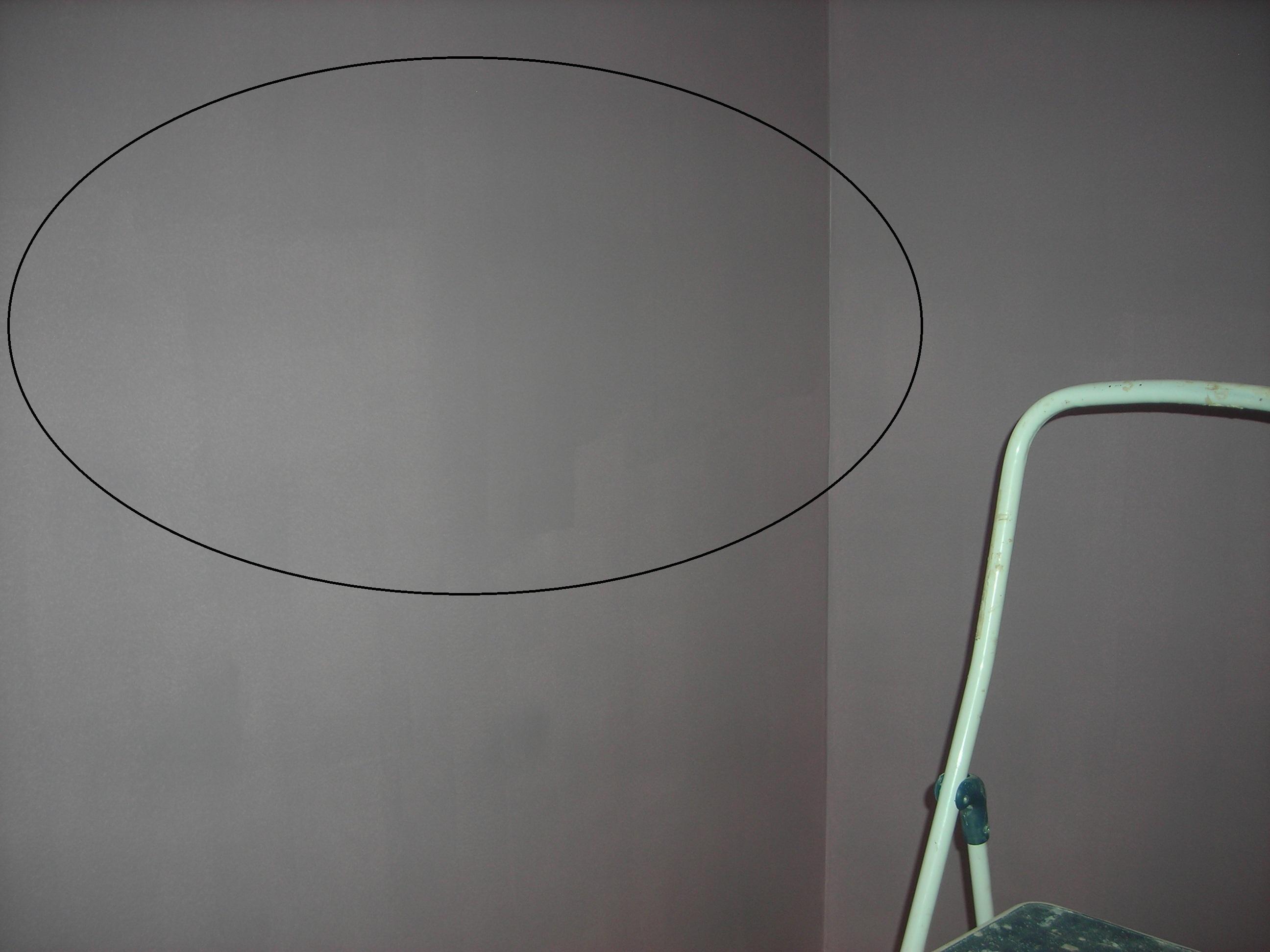1e couche peinture ahh une cata ....ca se rattrappe ? - 29 messages - Peinture Epaisse Pour Cacher Defauts