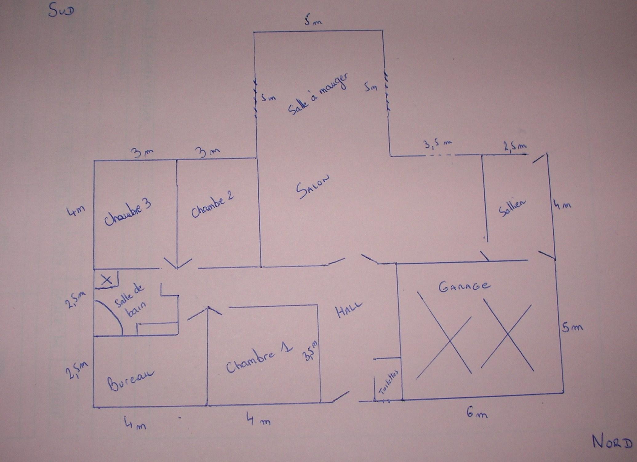 1er plan plein pied 150m2 1er devis page2 21 messages. Black Bedroom Furniture Sets. Home Design Ideas