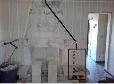 tuber conduit chemin e poele bois 10 messages. Black Bedroom Furniture Sets. Home Design Ideas
