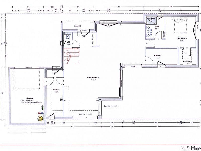 Plan De Maison Plain Pied Trecobat | Ventana Blog