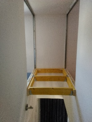 am nager biblioth que au dessus de l 39 escalier 14 messages. Black Bedroom Furniture Sets. Home Design Ideas