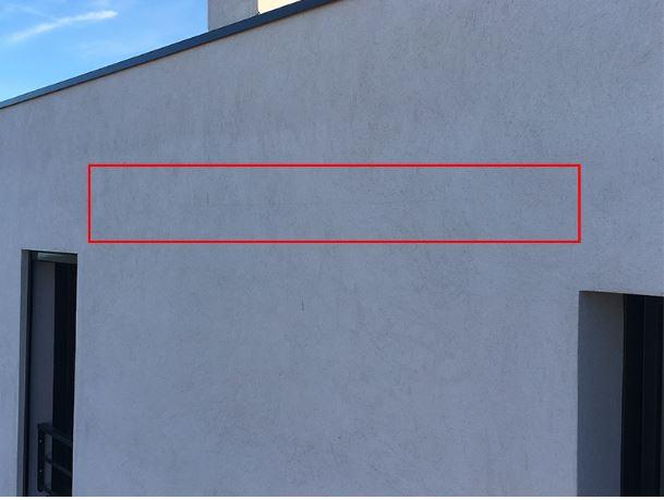 fissure sur maison neuve toit plat maison moderne en briques coll es 28 messages. Black Bedroom Furniture Sets. Home Design Ideas