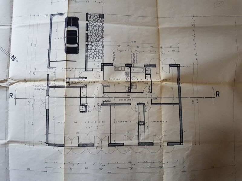 isolation maison 1975