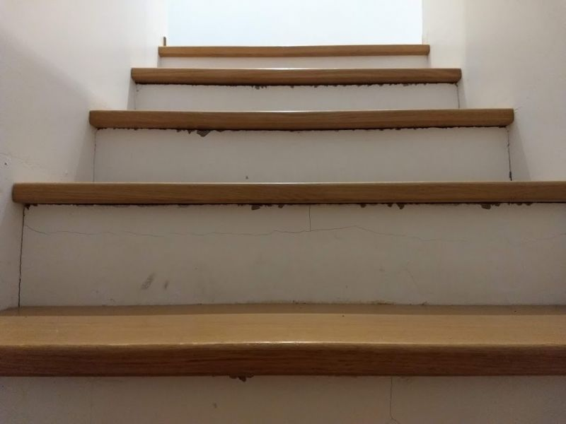 Enduit Ciment Fissure Contremarche Escalier Beton 6 Messages
