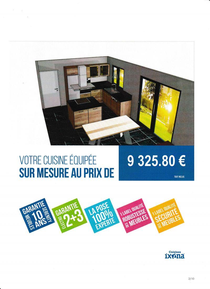 Avis Sur Le Devis De Notre Cuisine Ixina 140 Messages