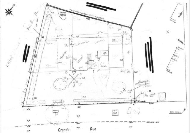 60 - Oise] Avis Plan De Maison De 120M² Approx En R+Comble Aménagés