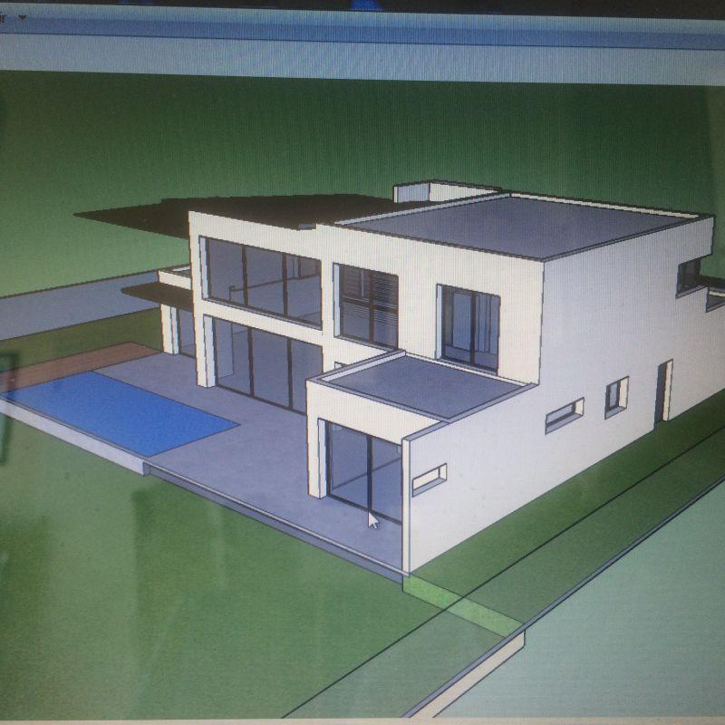 maison architecte 200m2