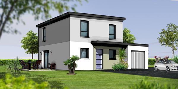 construction maison rt2012 96m guipavas vizac guipavas finistere. Black Bedroom Furniture Sets. Home Design Ideas