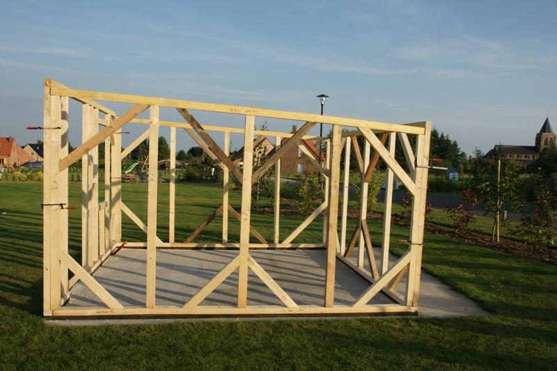 Abri de jardin : construction (plans, conseils, piège a eviter ...