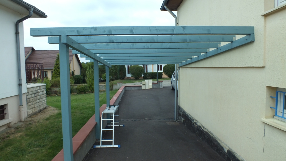 Super Abris voiture (carport) - 12 messages GX29