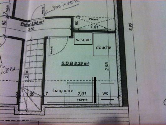 agencement salle de bain 8m3 17 messages. Black Bedroom Furniture Sets. Home Design Ideas