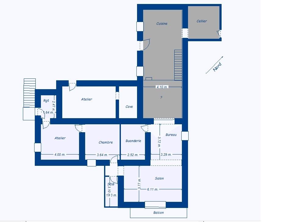 Extension Maison Mitoyenne Une Maison Plus Grande Sans Dmnager