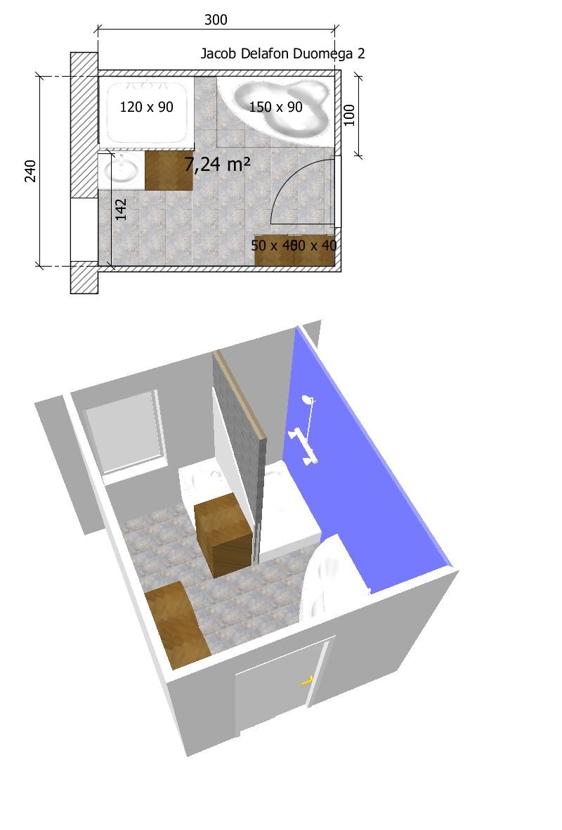 aide pour l 39 am nagement d 39 une salle de bain douche italienne baignoire 24 messages. Black Bedroom Furniture Sets. Home Design Ideas