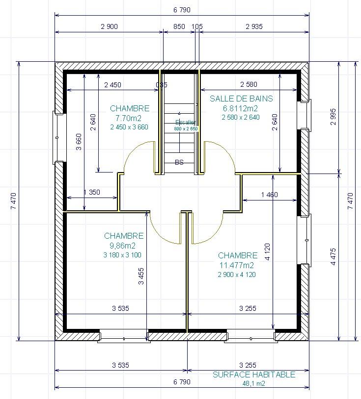 Aide et avis du plan de ma maison 125 messages for Plans pour ma maison