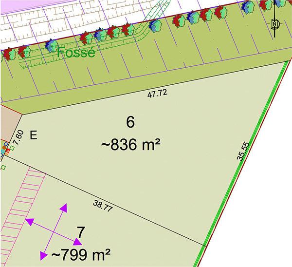 Aide plan 110 m2 pp sur terrain triangulaire 12 messages for Maison en triangle