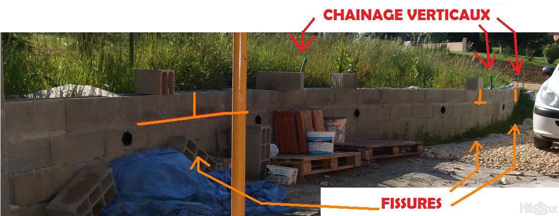 aide reparation murette qui fissure reparation en cours 27 messages. Black Bedroom Furniture Sets. Home Design Ideas