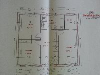 plan de maison 1 facade