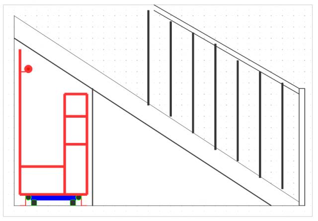 Am nagement de placard sous escalier 47 messages page 2 for Amenagement sous escalier ikea