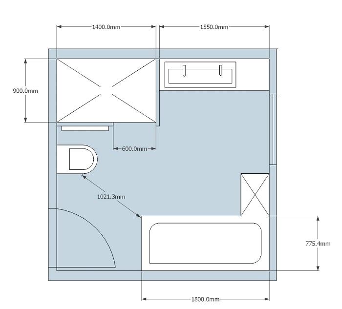 Plan Salle De Bain 9m2 Infos Et Ressources
