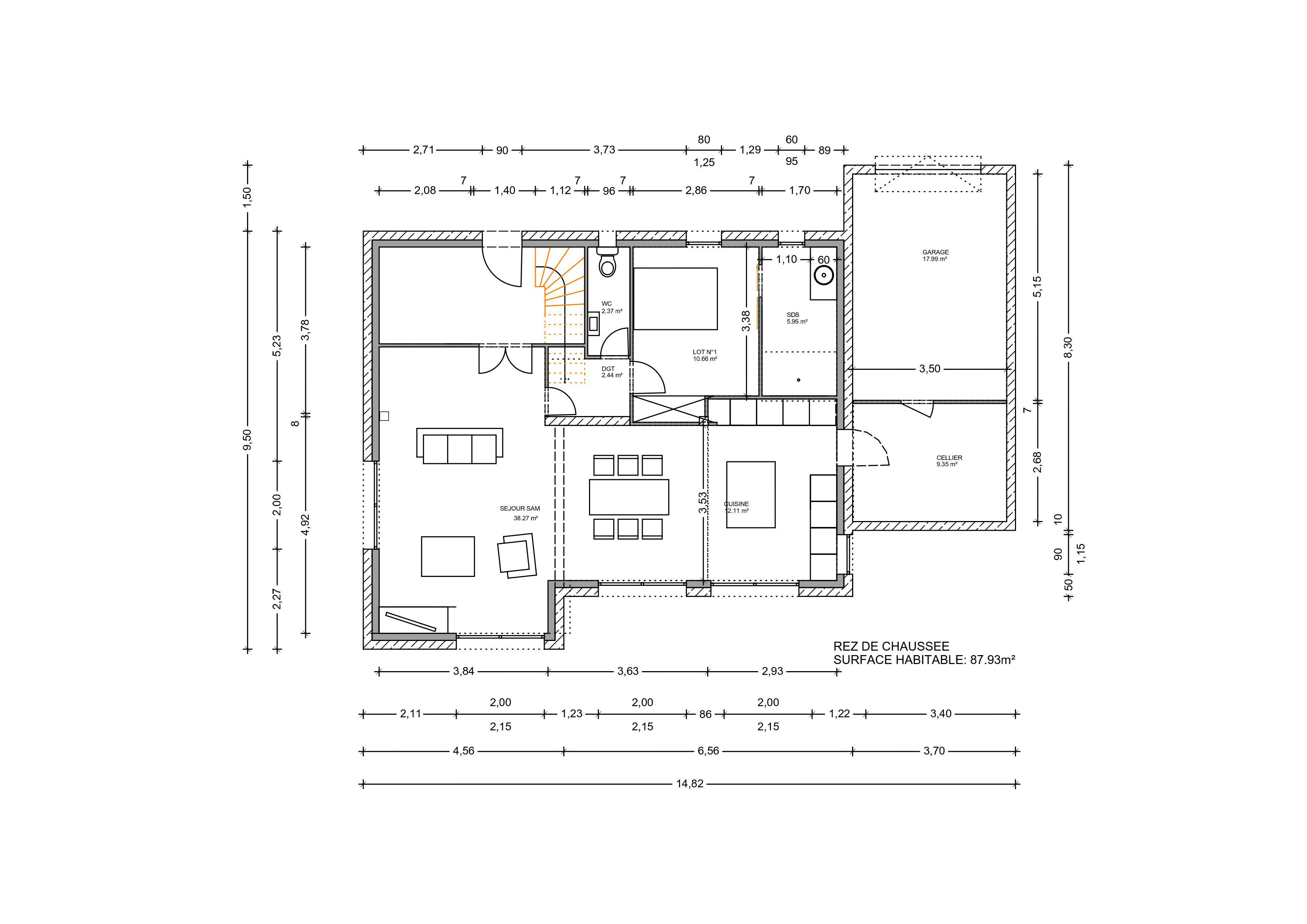 avis et conseils pour maison r combles nouveaux plans p