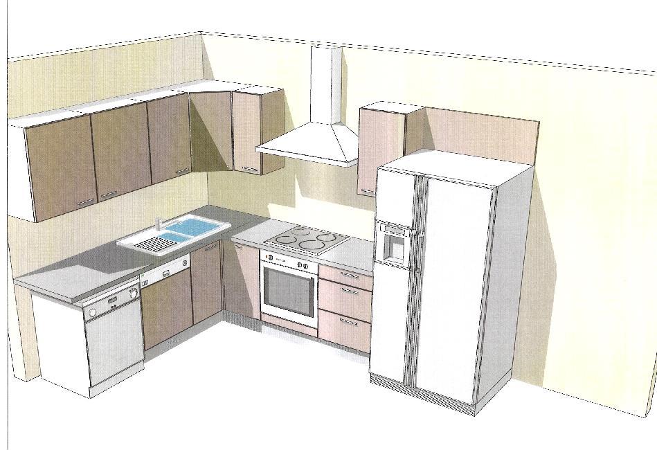 Avis cuisine cappuccino et choix des couleurs des murs 8 for Cuisine couleur cappuccino