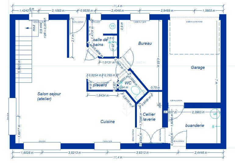 plan de maison et devis