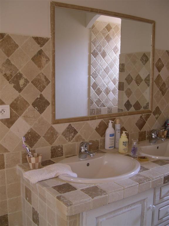 Connu Vos avis sur douche italienne en travertin - 86 messages - Page 2 RQ51
