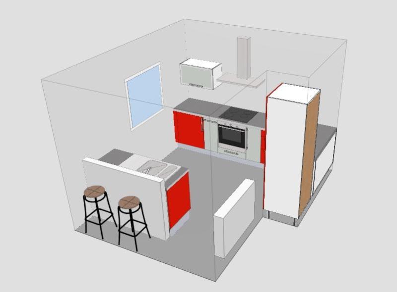Avis sur futur projet ikea 11 messages for Ikea projet cuisine