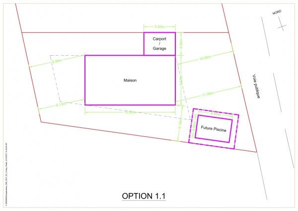 Avis Sur Implantation De Maison Plein Pied Sur Terrain Trapzodal