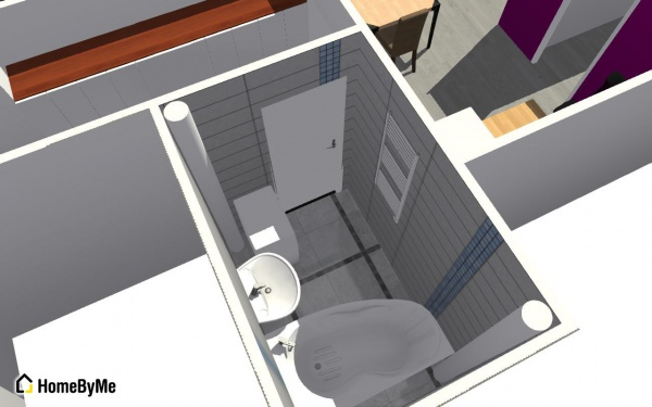 avis implantation salle de bain 10 messages. Black Bedroom Furniture Sets. Home Design Ideas