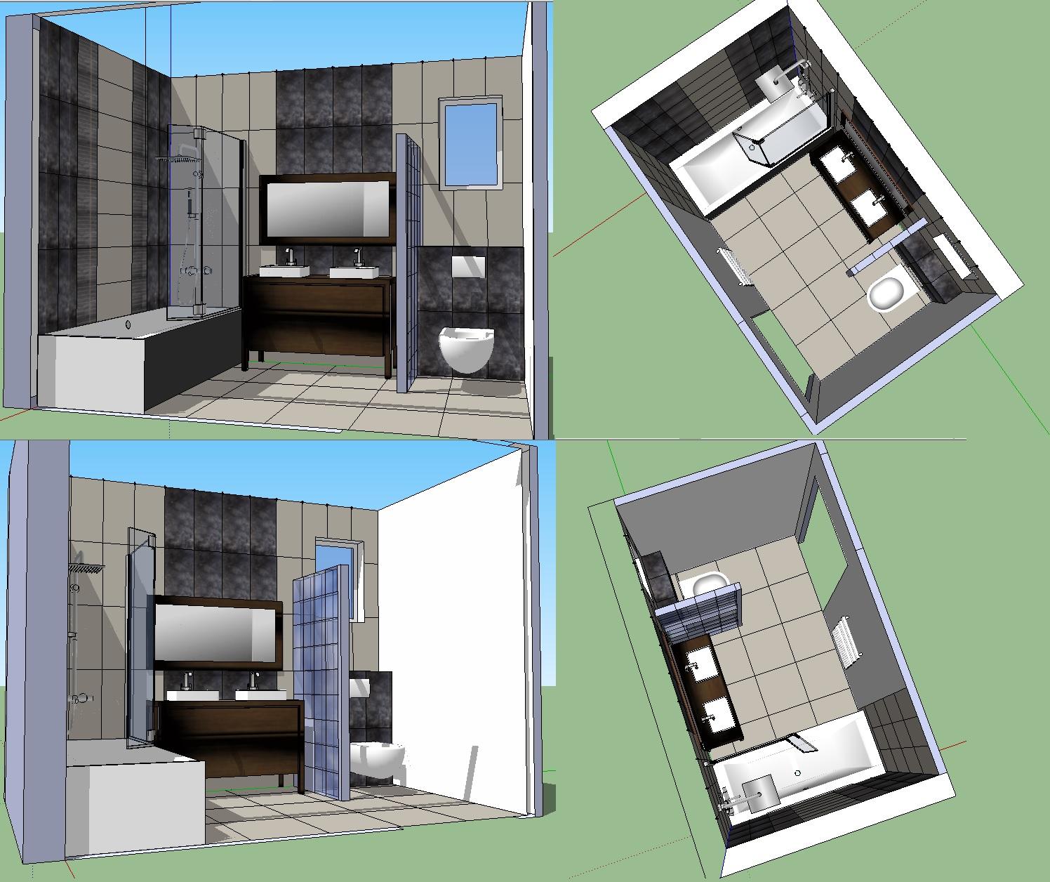 vos avis pour implantation salle de bains 5 5 m 25 messages. Black Bedroom Furniture Sets. Home Design Ideas
