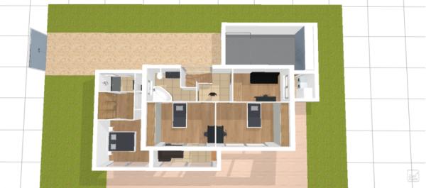 Des avis sur notre premier jet de plan (maison 140 m2 R+1) ? - 378 messages - Page 2