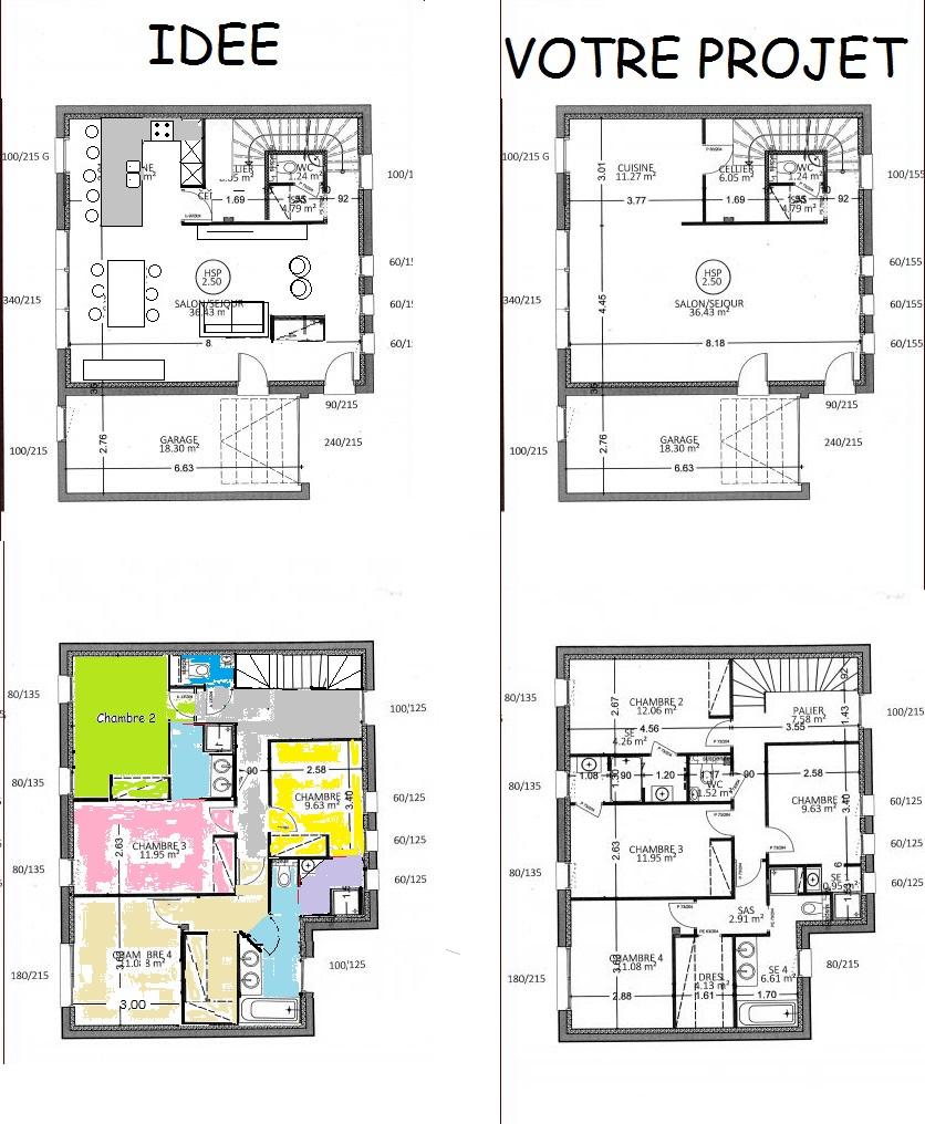 avis maison moderne r 1 toit plat 130m2 60 messages page 2. Black Bedroom Furniture Sets. Home Design Ideas