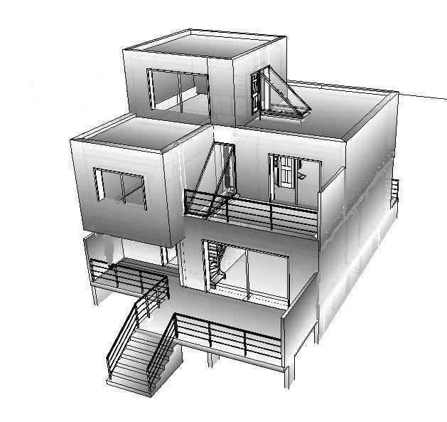 vos avis sur maison moderne 135m sur terrain 10m de large 8 messages. Black Bedroom Furniture Sets. Home Design Ideas
