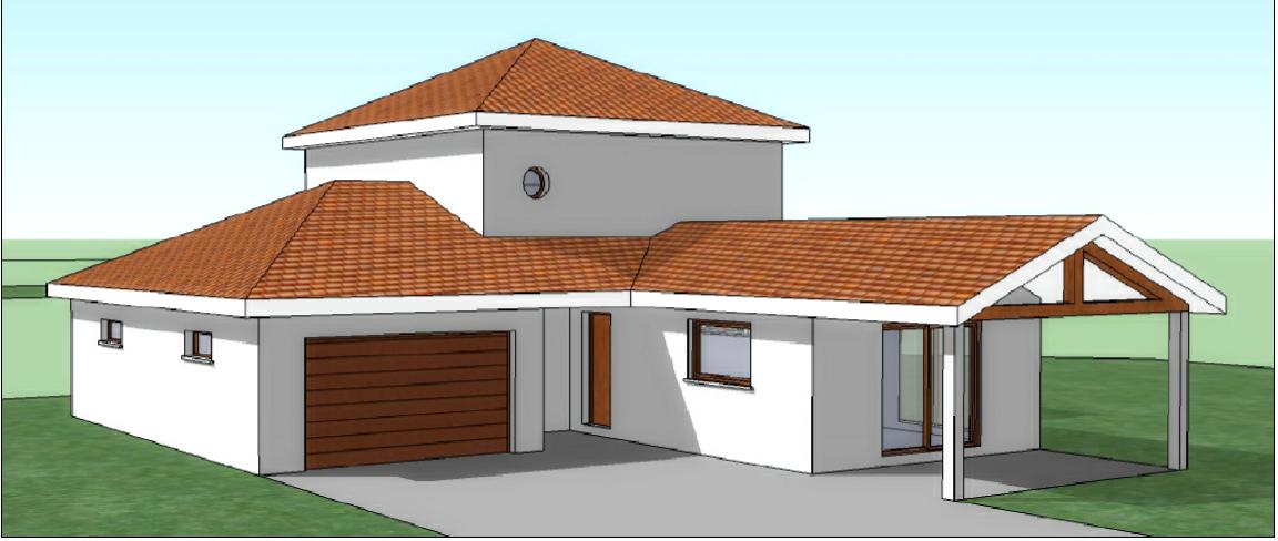 Avis sur nouveau plans de maison type provencal 16 messages - Plan de maison provencale ...