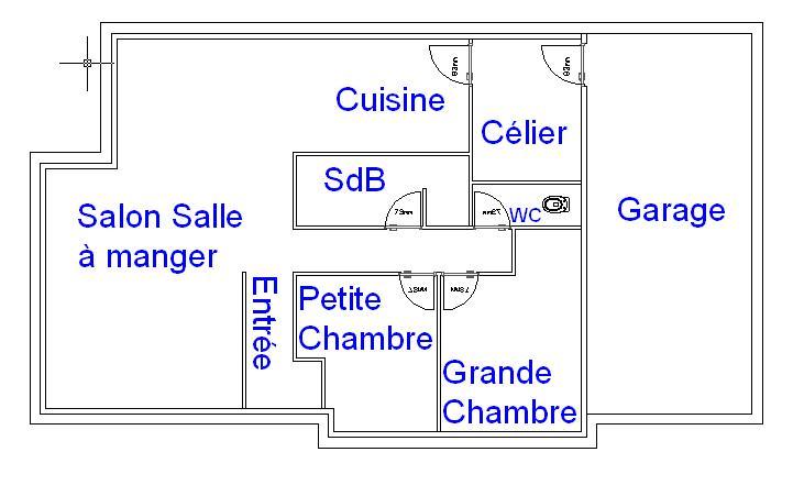 avis sur orientation maison sur terrain sarthe 12 messages. Black Bedroom Furniture Sets. Home Design Ideas