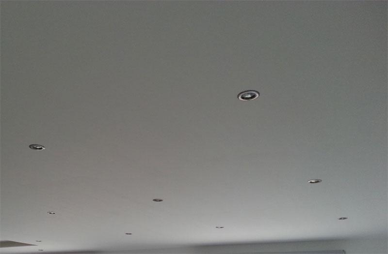 Avis Plafond Suite À Marque Après Séchage - 13 Messages