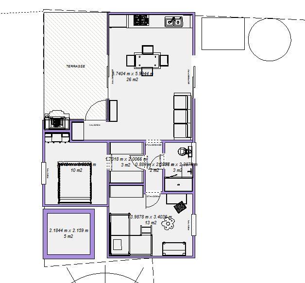 Avis Plain Pied 90 100m2 Studio Independant Sous Les Tropiques