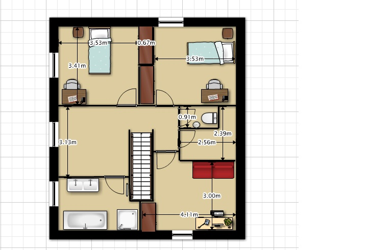 Avis sur plan r 1 150 m2 6 messages for Plan maison cubique 150 m2
