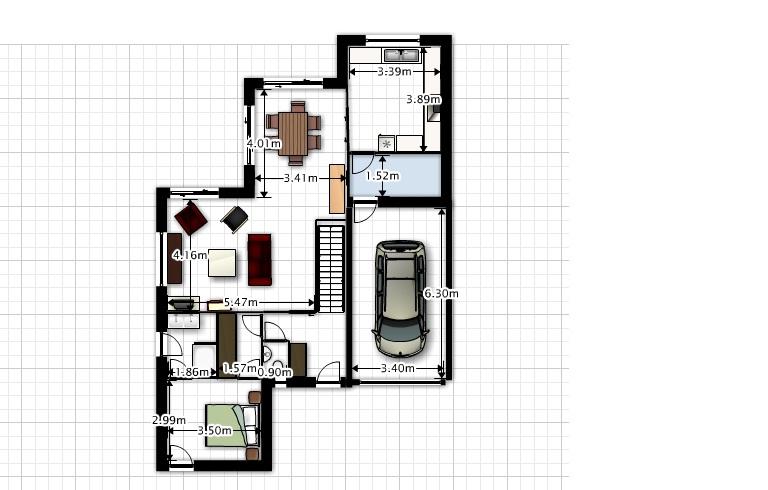 avis sur plan r 1 150 m2 6 messages. Black Bedroom Furniture Sets. Home Design Ideas