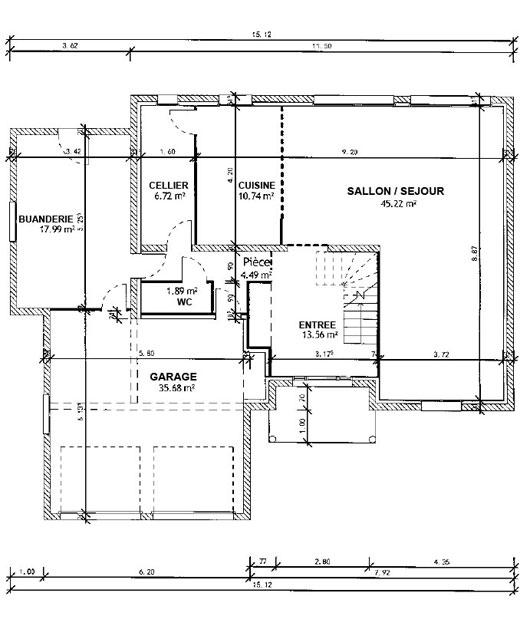 avis sur plan r 1 170m 70 messages page 2. Black Bedroom Furniture Sets. Home Design Ideas