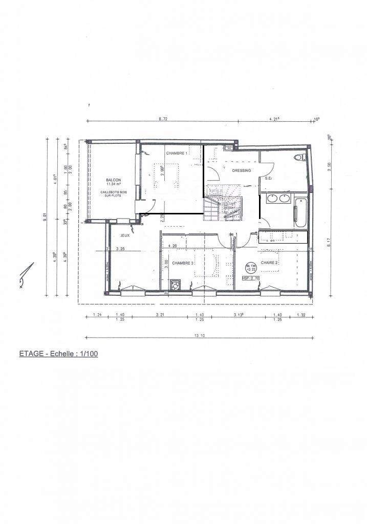 plan maison zigliani