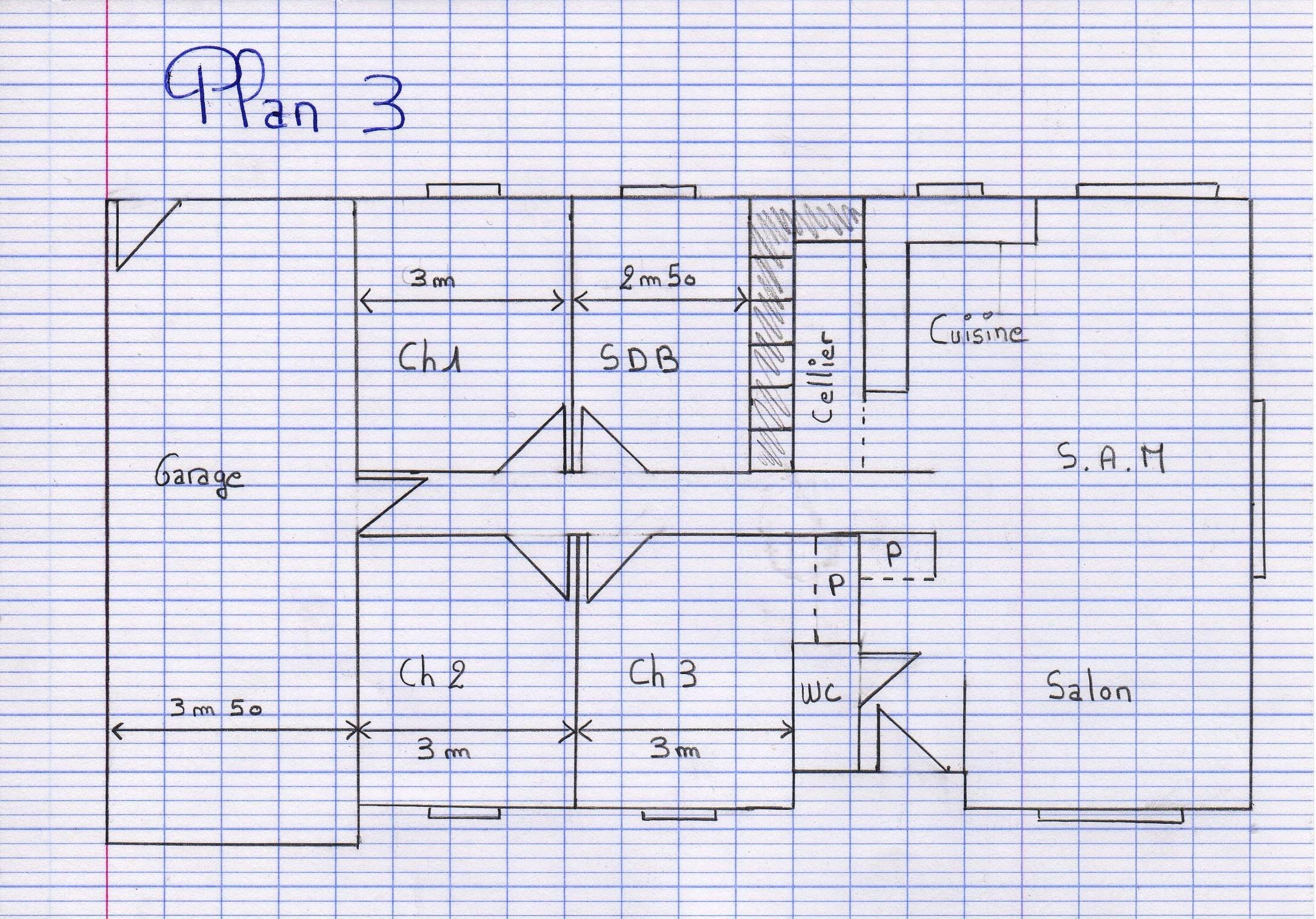 Avis sur mon plan 189 messages page 3 for Mon plan de maison parfait