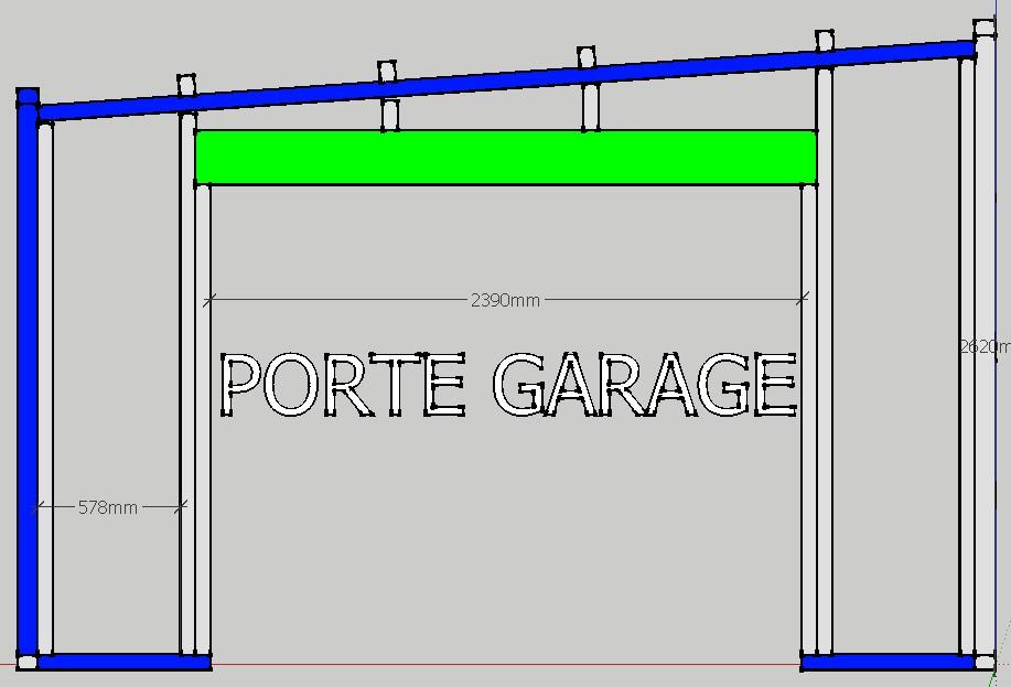 Avis sur plan abris de jardin validation mob 5 messages - Porte de garage 5m ...