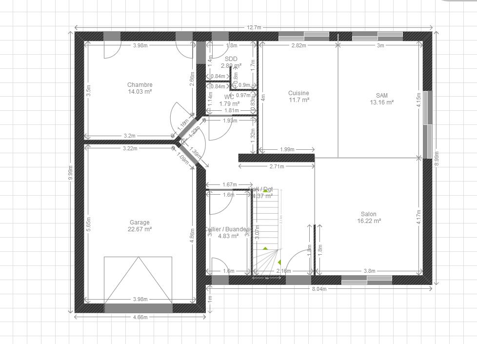 imghttpwwwhostingpicsnetviewerphpid311002plan1361png - Plan Maison Toit Plat 120m2