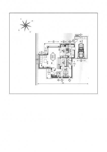 plan maison en fonction du terrain