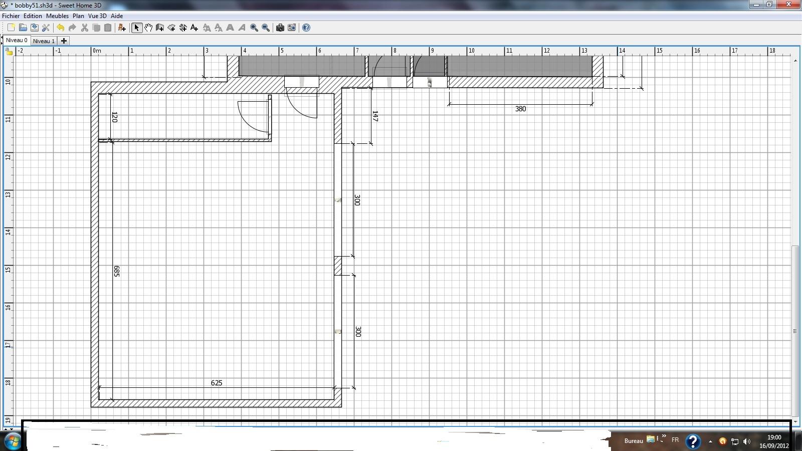 avis sur plan de maison r 1 de 180m2 44 messages page 2. Black Bedroom Furniture Sets. Home Design Ideas