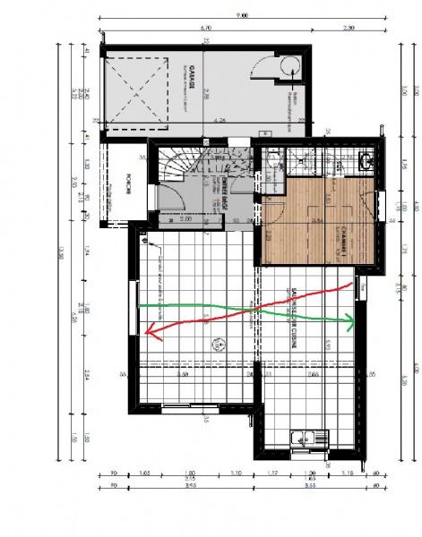 plan maison 100m awesome medium size of idee de plan maison plain pied mitoyenne suite. Black Bedroom Furniture Sets. Home Design Ideas