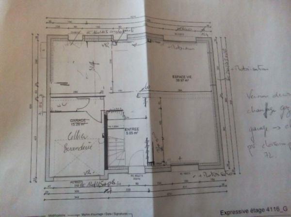 avis sur plan maison de 130m2 tage 42 messages. Black Bedroom Furniture Sets. Home Design Ideas
